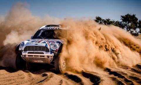 Rally Dakar 2016: Η MINI ανακοίνωσε τα πληρώματα των ομάδων της (photos)