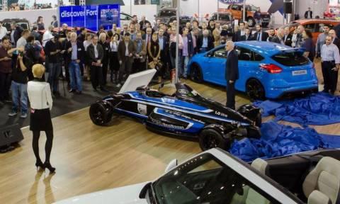 Έκθεση Αυτοκινήτου: Εντυπωσιακό ξεκίνημα για την ΑΥΤΟΚΙΝΗΣΗ FISIKON 2015