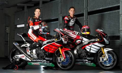 Παγκ.Superbikes: O Nicky Hayden με τη Honda στο WSBK