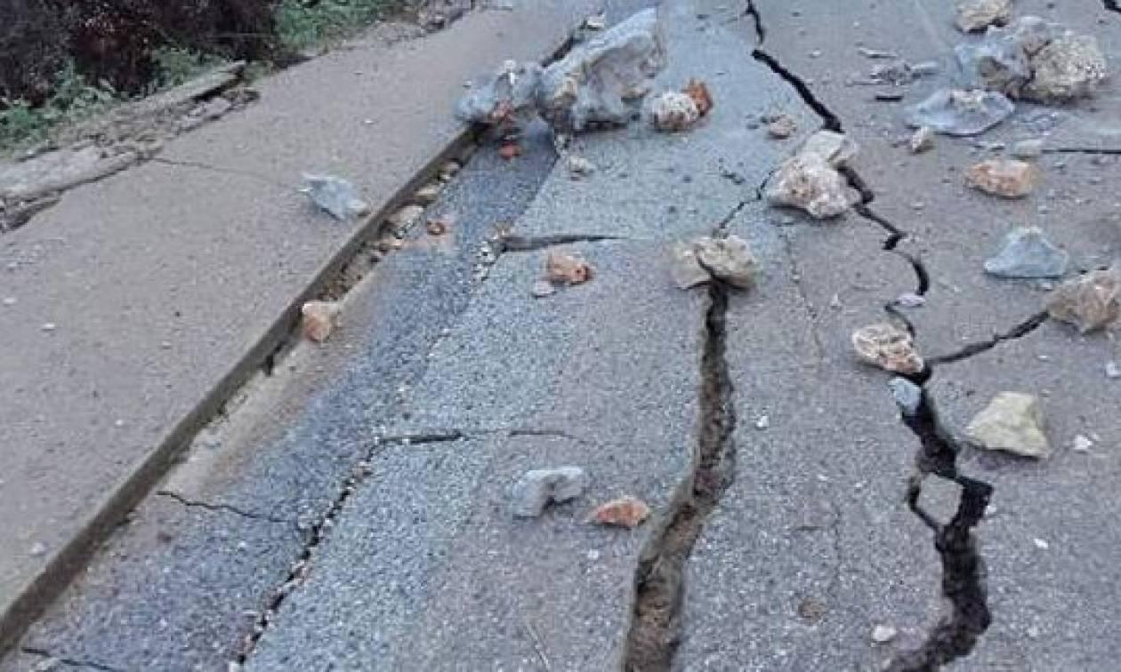 Σεισμός - Κεφαλονιά: Δέκα σπίτια εκκενώθηκαν στην Ερισσό - Καταστράφηκαν κτίρια στο Ληξούρι
