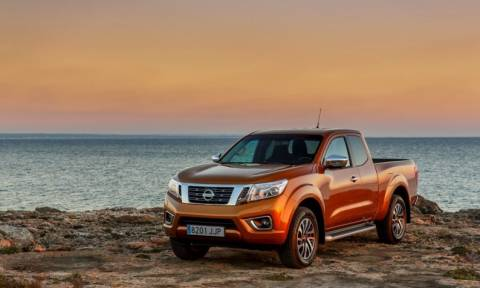 Nissan: Διεθνές βραβείο για το NP300 Navara (photos)