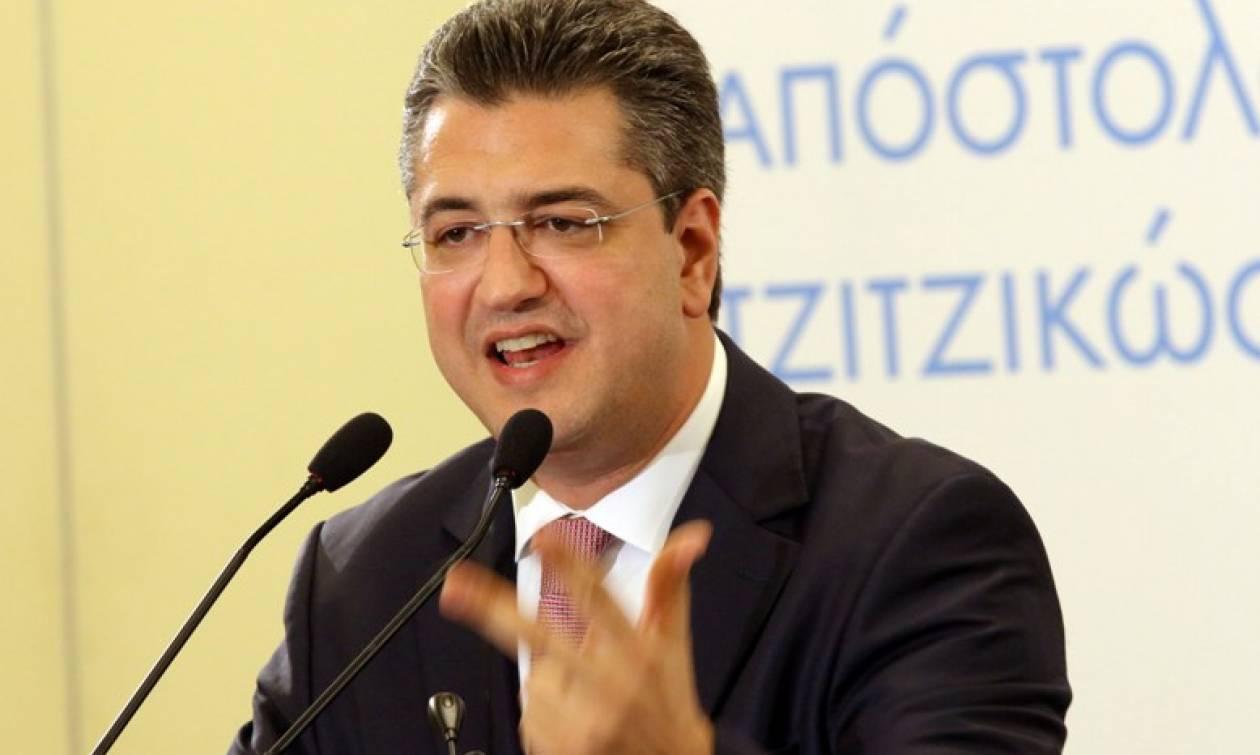 Τζιτζικώστας: Να παραιτηθεί τώρα ο Μεϊμαράκης