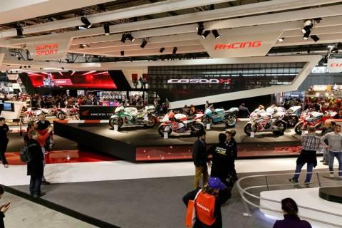 Honda: Δύο νέα μοντέλα και ανανεώσεις στην έκθεση EICMA (photos)