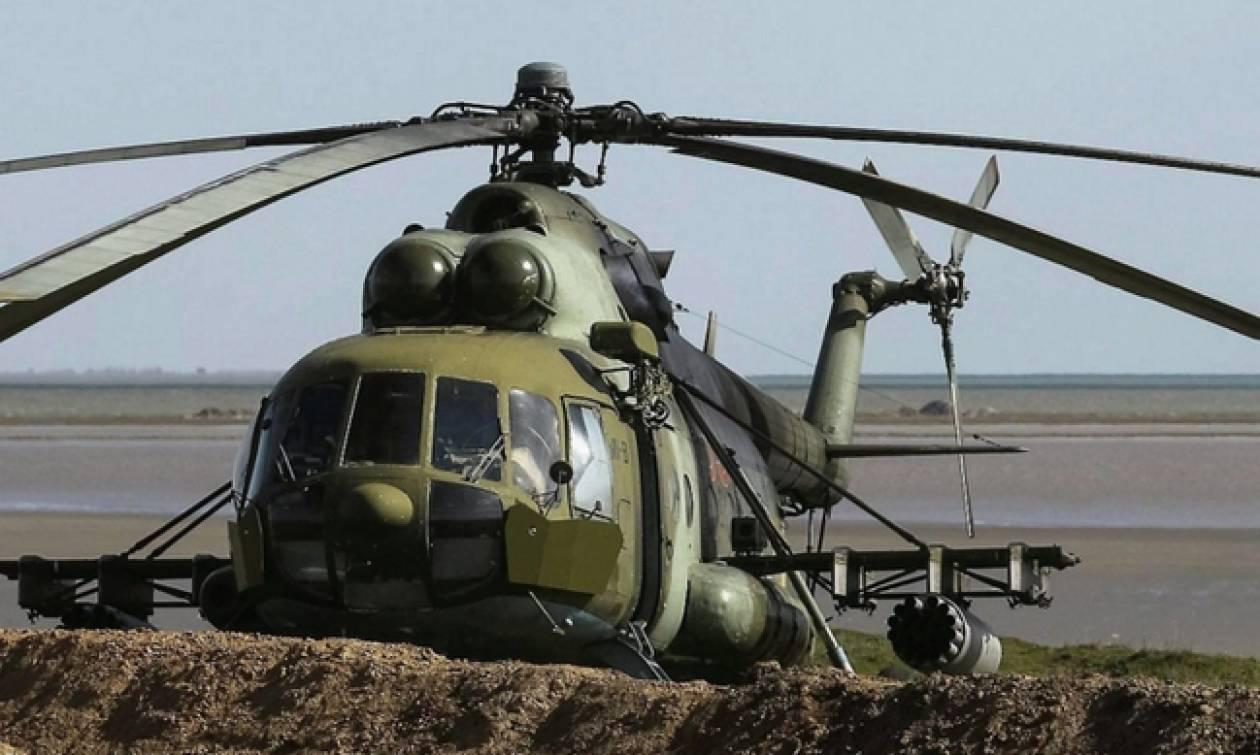 Συντριβή ελικοπτέρου στη Σιβηρία με 15 νεκρούς
