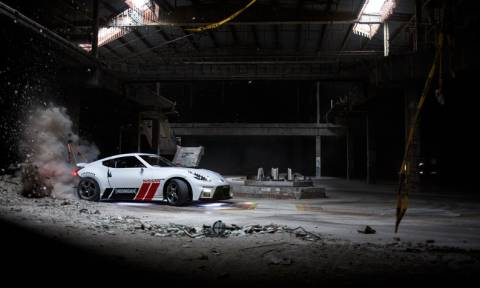 Nissan: Μία διαφορετική επίσκεψη σε mall