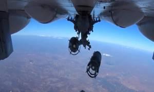 Νεκροί όλοι οι τρομοκράτες στην περιοχή που κατέπεσε το ρωσικό μαχητικό (video)