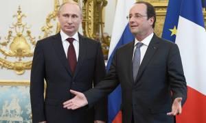 Πούτιν σε Ολάντ: Η Τουρκία μας πρόδωσε, τη θεωρούσαμε φίλη μας (videos)