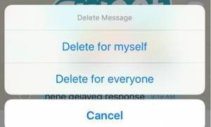Τώρα μπορείτε να σβήνετε μηνύματα που στείλατε κατά λάθος στο Viber!