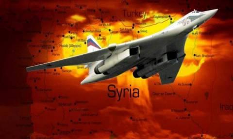 Οι Ρώσοι έριξαν τον... πατέρα όλων των βομβών: 600 ισλαμιστές νεκροί (video)