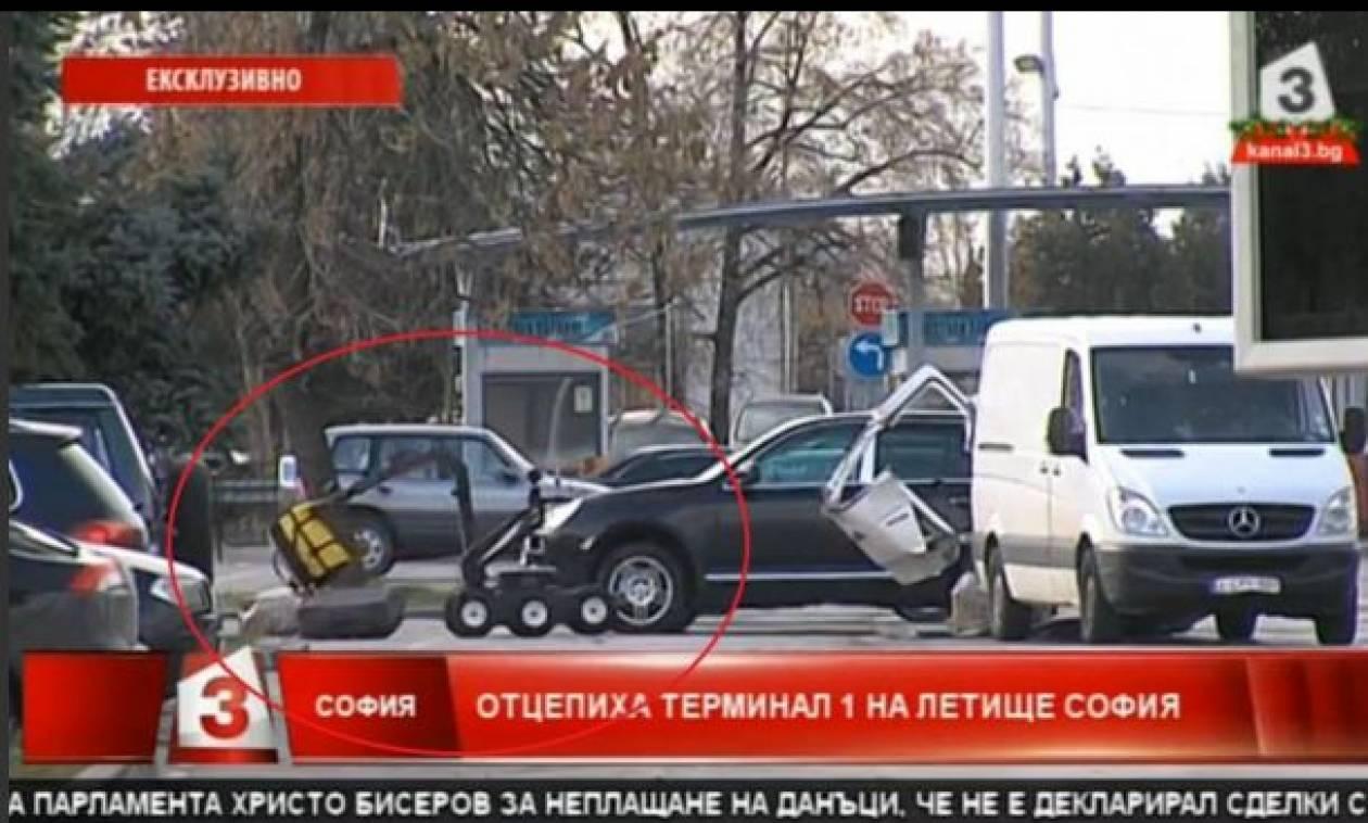 Εκρηκτικός μηχανισμός εντοπίστηκε έξω από το αεροδρόμιο της Σόφιας