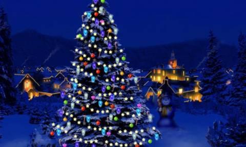 Άναψες το χριστουγεννιάτικο δέντρο; Γι' αυτό έπεσε η ταχύτητα στο WiFi! (video)