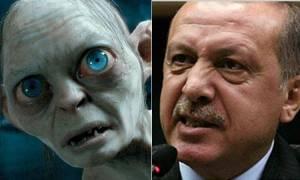 Απίστευτο: Η τουρκική δικαιοσύνη ερευνά το «γκόλουμ» του «Άρχοντα των Δαχτυλιδιών»!