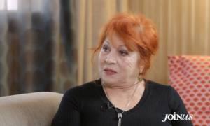 Χρυσούλα Διαβάτη: Η ζωή με τον Νικήτα Τσακίρογλου και η απιστία