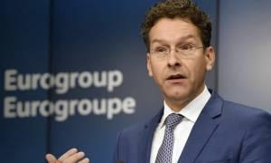 «Καρφί» Ντάισελμπλουμ πριν το Eurogroup: Χάθηκε πολύς χρόνος το 2015 με την Ελλάδα