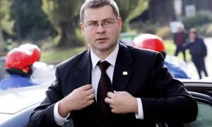 Eurogroup - Ντομπρόβσκις: Ρύθμιση του συνταξιοδοτικού και μετά αξιολόγηση