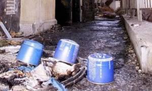 Επίθεση με γκαζάκια σε ασφαλιστική εταιρεία στην Καισαριανή