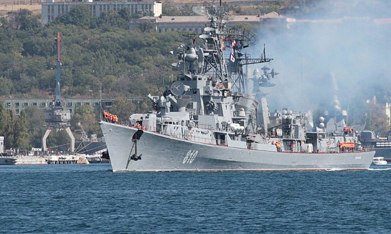 Τύμπανα πολέμου στο Αιγαίο - Η Ρωσική «αρκούδα» ξύπνησε και δεν αστειεύεται!