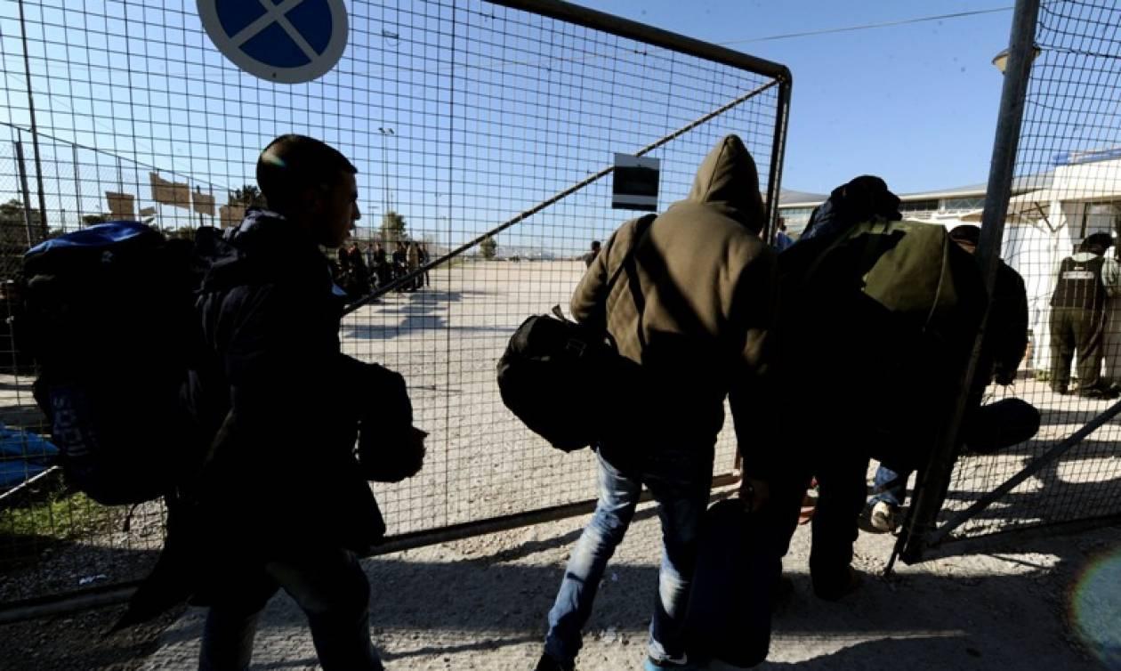 Η κυβέρνηση μετατρέπει το Ελληνικό σε κέντρο φιλοξενίας προσφύγων