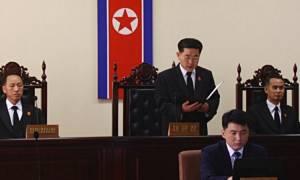 Ισόβια κάθειρξη σε Καναδό για ανατρεπτική δράση στη Βόρεια Κορέα