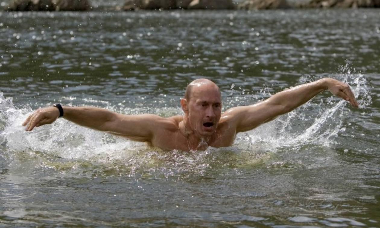 «Ο Πούτιν είναι αθάνατος και ζει εκατοντάδες χρόνια στον πλανήτη»!