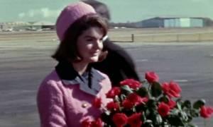 Απίστευτο μυστήριο με το ροζ ταγιέρ της Τζάκι Κένεντι (photo)