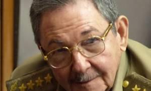 Ραούλ Κάστρο: Η Αβάνα επιθυμεί να βελτιώσει περισσότερο τις σχέσεις του με τις ΗΠΑ
