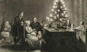 Ποιος στόλισε πρώτη φορά χριστουγεννιάτικο δέντρο στην Αθήνα;
