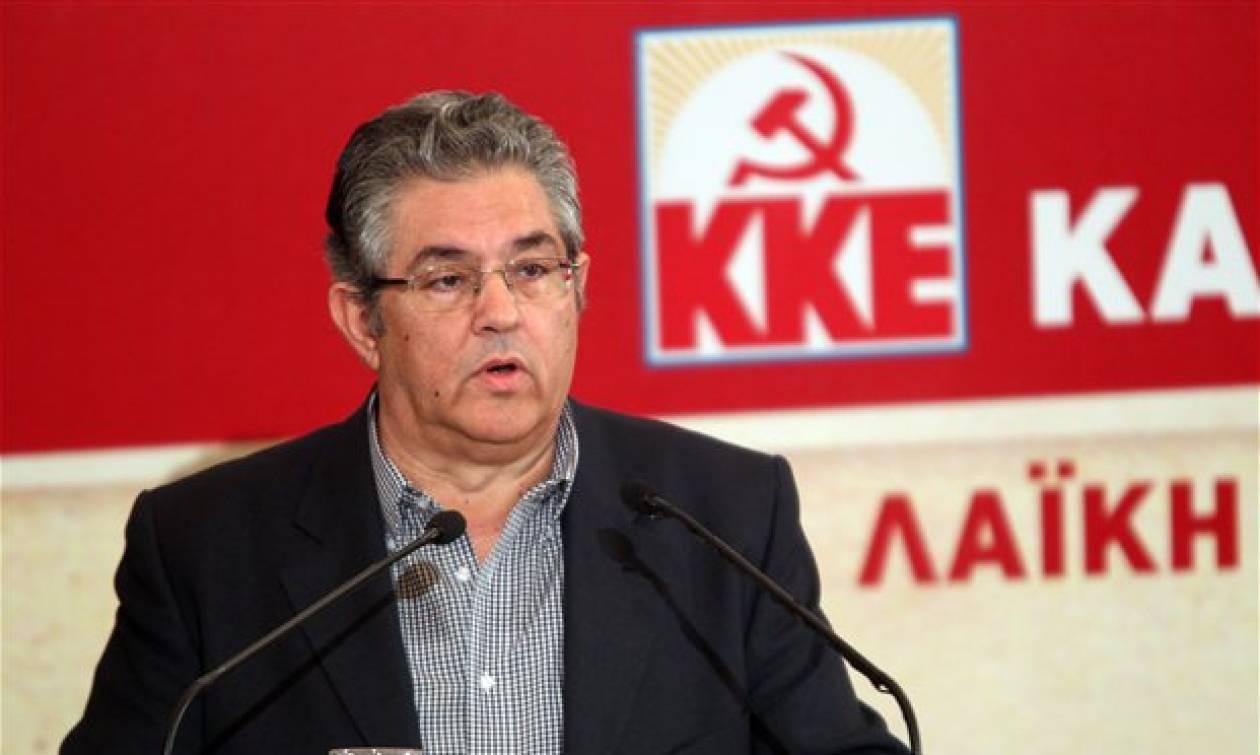 ΚΚΕ: Πάει πολύ η κυβέρνηση να εμφανίζεται ως προστάτης των συντάξεων