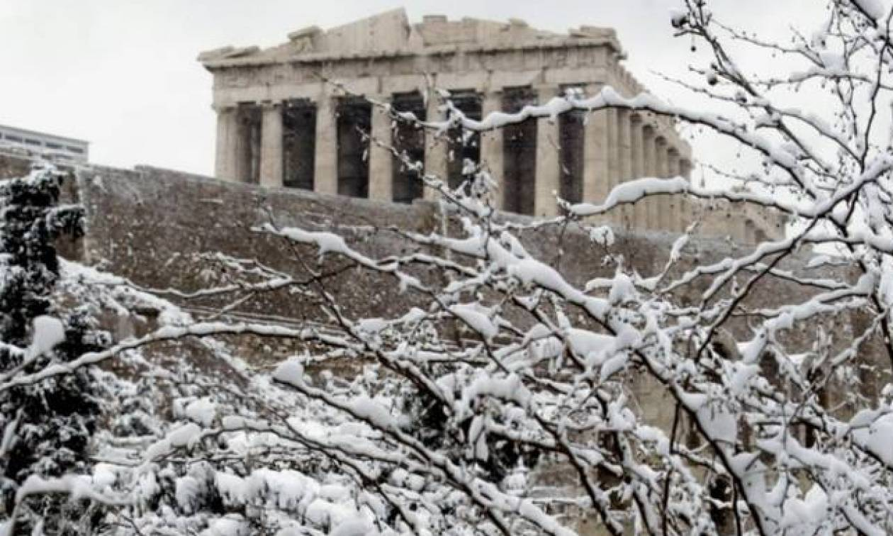 Έκτακτο δελτίο επιδείνωσης καιρού – Χιονιάς θα σαρώσει τη χώρα - Στα «λευκά» και η Αττική