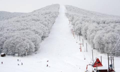Πρωτοχρονιά και πρεμιέρα για το χιονοδρομικό κέντρο Πηλίου