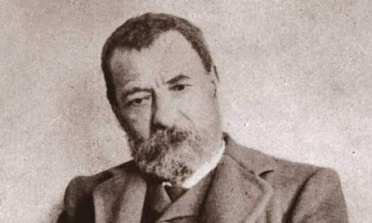 Σαν σήμερα το 1911 έφυγε από τη ζωή ο Αλέξανδρος Παπαδιαμάντης