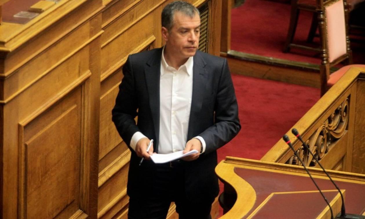 Αρνείται να δει τον Κατρούγκαλο για το ασφαλιστικό ο Σταύρος Θεοδωράκης