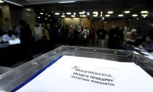 Εκλογές ΝΔ: Τα πρώτα αποτελέσματα - Ποιος προηγείται