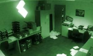 Τρόμος στα πιο στοιχειωμένα γραφεία του κόσμου! Ή μήπως όχι; (video)