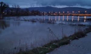 Κακοκαιρία – Ιωάννινα: Πλημμύρισαν κεντρικοί δρόμοι (pics+vid)