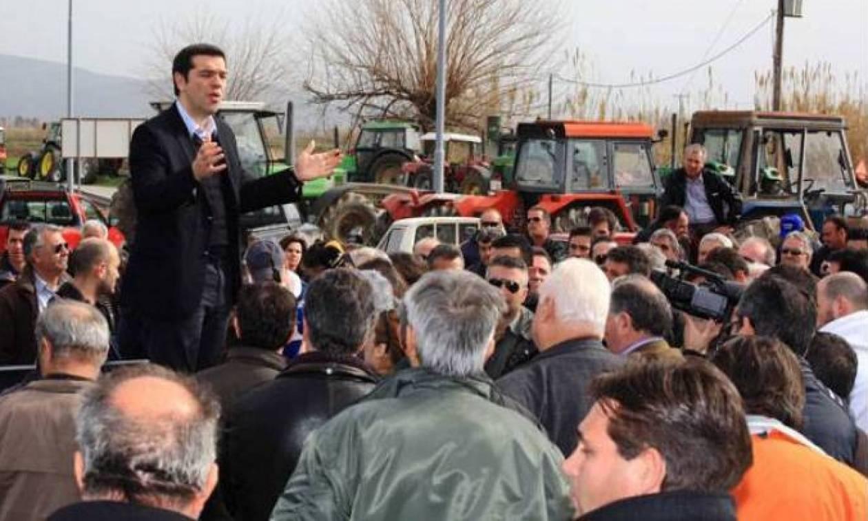 Αγροτικό: Τα μεγαλειώδη ψέματα του Τσίπρα για τους αγρότες (video)