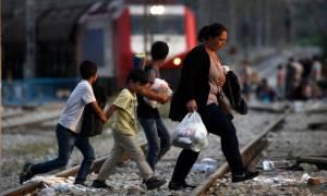 Τα Σκόπια έκλεισαν τα σύνορα για τους πρόσφυγες στην Ειδομένη