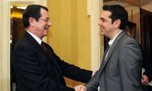 Κύπρος: Το αστείο του Τσίπρα προς τον πρόεδρο Αναστασιάδη