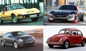 Το παρελθόν των αυτοκινήτων βοήθεια και οδηγός για το μέλλον τους (photos)