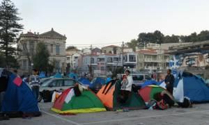 Απεργία ΠΝΟ: Εγκλωβισμένοι στη Μυτιλήνη περισσότεροι από 4.000 πρόσφυγες και μετανάστες