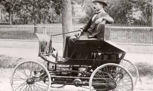 Αυτό είναι το πρώτο αυτοκίνητο που κυκλοφόρησε στην Κύπρο!
