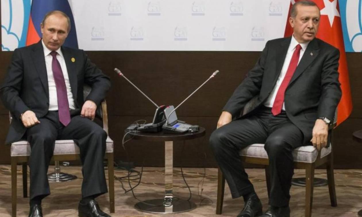 Ρωσία – Τουρκία: Στην κόψη του ξυραφιού οι σχέσεις των δύο χωρών