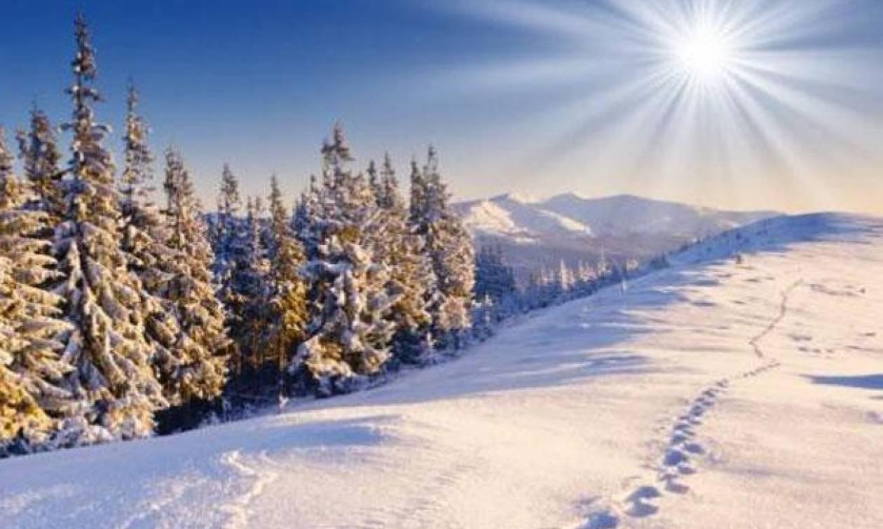Καιρός: Τέλος οι Αλκυονίδες μέρες – Έρχονται (ξανά) χιόνια και ισχυρές καταιγίδες