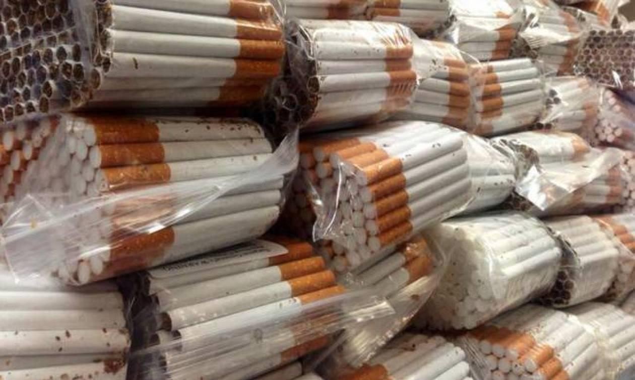 Εξαρθρώθηκε κύκλωμα λαθραίων τσιγάρων - Στα 20 εκατ. ευρώ τα διαφυγόντα κέρδη από τη δράση του