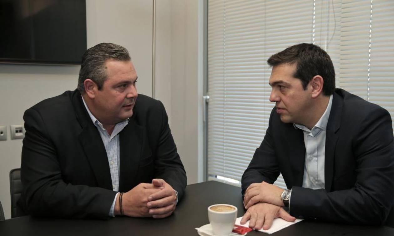 Κυβέρνηση ΣΥΡΙΖΑ - ΑΝ.ΕΛ.: Στρίβειν διά των εκλογών;