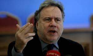 Κατρούγκαλος: Οι μεταρρυθμίσεις συνάδουν με τις αξίες της Αριστεράς