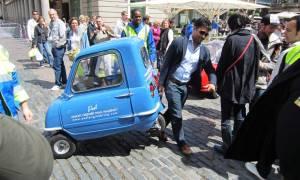 Τα πιο αστεία αυτοκίνητα νάνοι (photos)