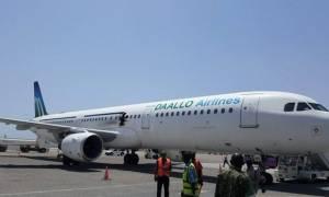 Σομαλία: Σε βόμβα οφείλεται η έκρηξη στο αεροσκάφος της Daalo