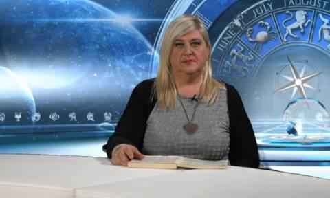 Οι προβλέψεις της εβδομάδας 7/2/16 - 13/2/16, από τη Μπέλλα Κυδωνάκη (video)