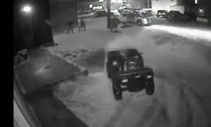 ΗΠΑ: Καβαλάρης… φάντασμα έσπειρε τον τρόμο (video)